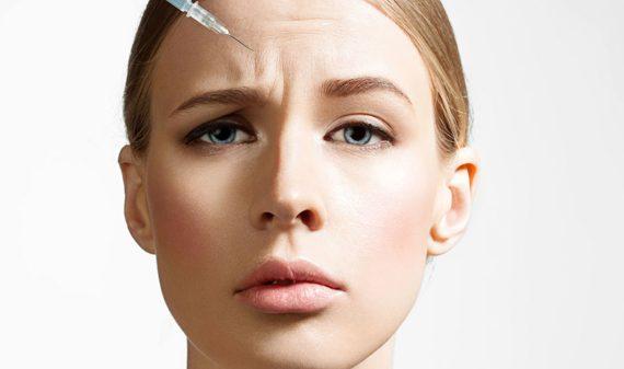 درمان غیر قرینگی صورت با بوتاکس