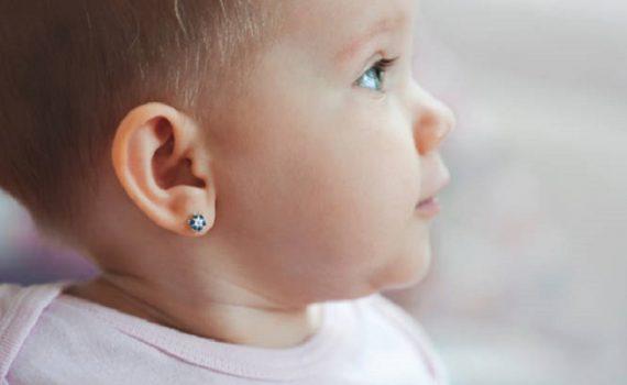 پیشگیری از برجسته و بزرگ شدن گوش در نوزادی