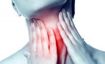 بیماری های خطرناک گلو