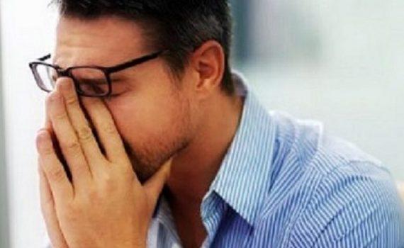 استرس قبل از عمل بینی