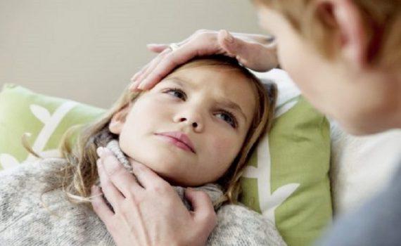 عوارض التهاب لوزه ها
