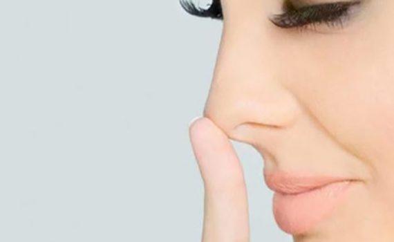 عواملی که باعث افتادگی نوک بینی میگردند