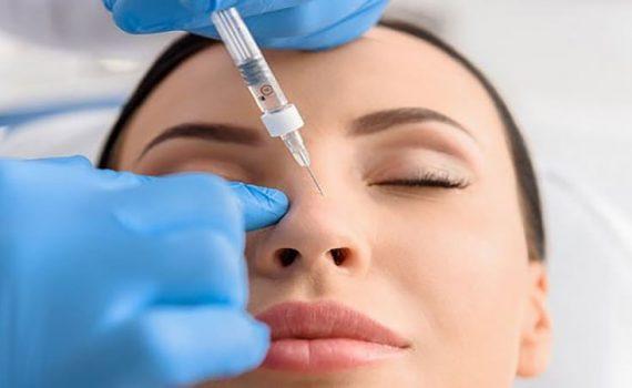 تزریق کورتون بعد از عمل بینی