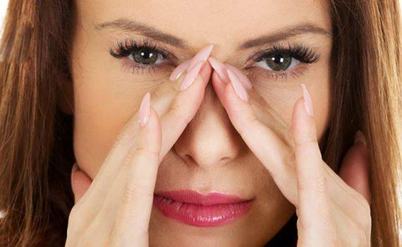 کوچک کردن بینی با ماساژ
