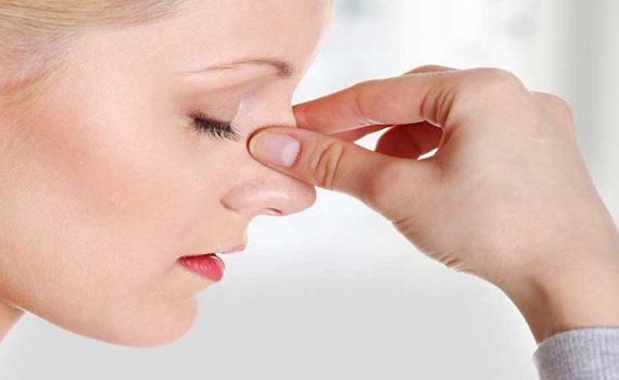 حرف زدن بعد از عمل بینی